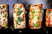 Joy the Baker – French Bread Pizza: 2 Ways