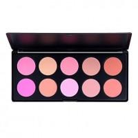 10 Colors Special Blush Palette