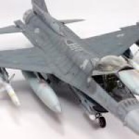 Lockheed Martin F-16CJ BLOCK50 (FIGHTING FALCON) | The Plastic Figure World