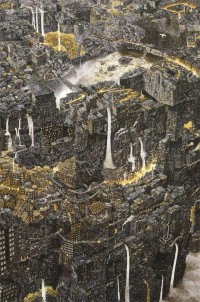 Master of Pen and Ink: The Monumental Drawings of Manabu Ikeda | Colossal