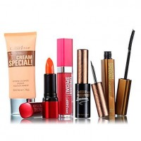 Extra Value Face Eye Lip Makeup Set - makeupsuperdeal.com