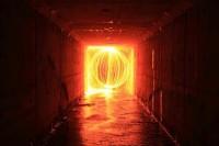 Super Rad Light Painting by Dennis Calvert | Abduzeedo | Graphic Design Inspiration and Photoshop Tutorials