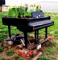 Awesome and Creative Ideas How To Repurpose Old Pianos   Just Imagine - Daily Dose of Creativity
