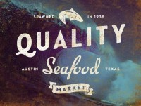 Designspiration — All sizes | Quality Seafood logo | Flickr - Photo Sharing!