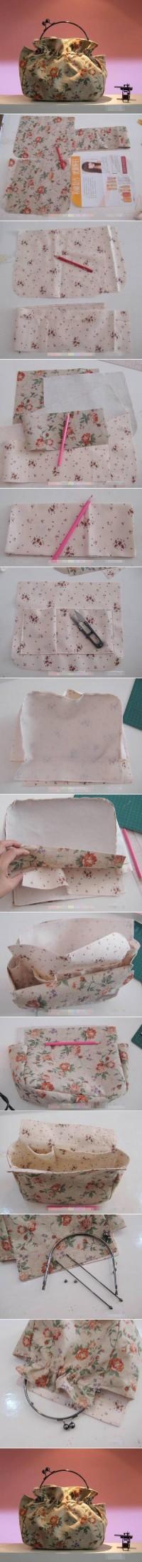 DIY Simple Handmade Handbag DIY Projects | UsefulDIY.com