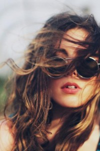 awesome, cool, fashion, girl, glasses - inspiring picture