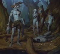 La loi tribale par Jeremy Enecio - INPRNT