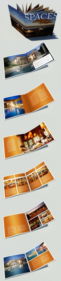 50+ Elegant Brochure Designs