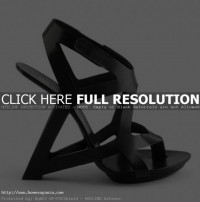 United Nude, Or High Heels By Rem Koolhaas : United Nude, or high heels by Rem Koolhaas | Extravaganza Home Design Ideas - Homevaganza