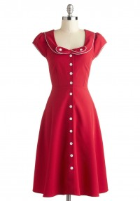Phone Booth Belle Dress | Mod Retro Vintage Dresses | ModCloth.com