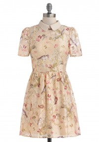 Favorite Train Car Dress | Mod Retro Vintage Dresses | ModCloth.com