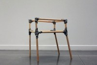 Model Chair by Benjamin Kicic at Coroflot.com
