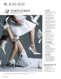 W Magazine Magazine Subscription, 10 Digital Issues | Zinio - The World's Largest Newsstand