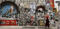 11 Spring Street - Graffiti - New York Times
