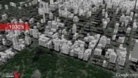 Midtown Manhattan Growth Animation - YouTube