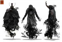 Darren Bartley - Character Design Page