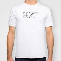 Command Zzzz... T-shirt by BarakTamayo | Society6