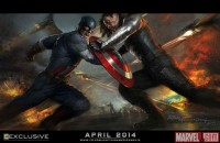 Thor: The Dark World & Captain America: The Winter Soldier Comic Con Posters | SFX