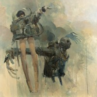 Cgunit - Online Gallery: Ashley Wood