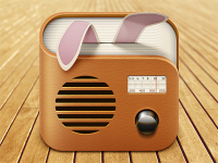 Book+Radio+Rabbit by Shin
