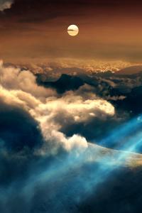 Beautiful Nature (plasmatics-life: space flight by Jeka?)