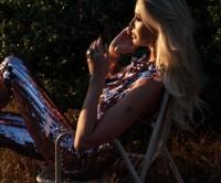 Model Monica Hansen