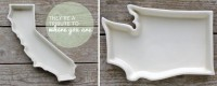 the fifty united plates by ceramic designers corbe company