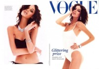 Nicole Trunfio Australian Vogue