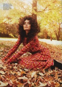 Australian Vogue Nicole Bently Hippie Nicole Trunfio | Flickr - Photo Sharing!