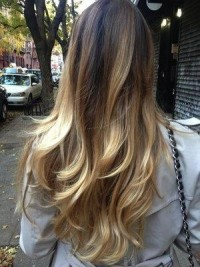 Ombre & Cut - Hairstyles and Beauty Tips