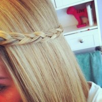 Small Braid - Hairstyles and Beauty Tips