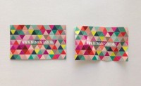 30 wonderful (new) business cards - Best of July 2013 - Blog of Francesco Mugnai