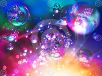 Abstract Background From Bubbles On Water Royalty Free Stock Photo - Image: 30781075