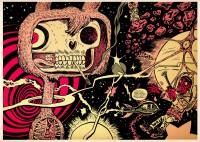 bunnies skulls outer space suit dead crazy - Wallpaper (#781754) / Wallbase.cc