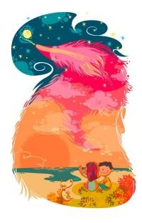 Marvellous Astronomy Themes Illustrations | Petshopbox Studio