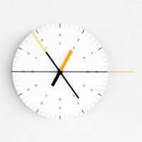 Wall Clock by Ordinary Purposes