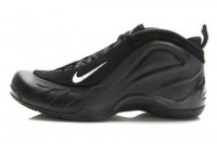 Air Flightposite 5 Black/White -Women's Basketball Shoes
