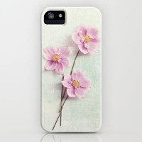 pink anemone iPhone & iPod Case by Sylvia Cook Photography | Society6