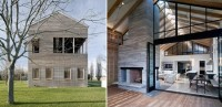 Modern barn architecture on Long Island, NY | Designhunter - architecture & design blog