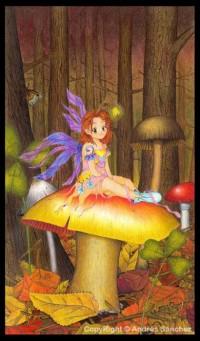 Hope Fairy by ~llamadorada