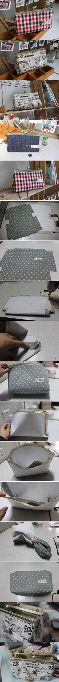 DIY Simple Handbag DIY Projects | UsefulDIY.com