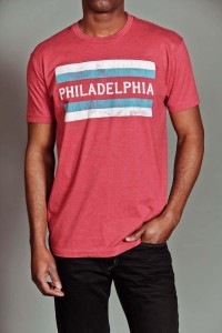 JackThreads - Philly Tee Cardinal