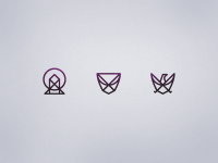 Identity Logic Iconography by Kyle Louis Fletcher