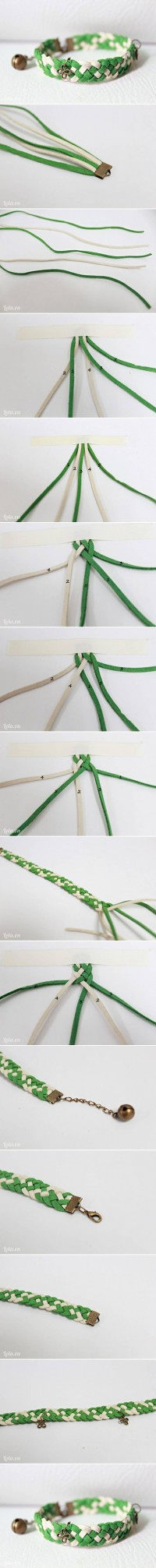 DIY Nice Spring Wristband DIY Projects | UsefulDIY.com
