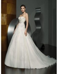 Cheap A-line Wedding Dresses Online, A-line Wedding Dresses Shop Canada