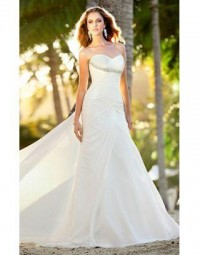 Simple Wedding Dresses, Elegant Simple Wedding Gowns