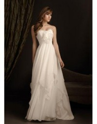 Sexy Chiffon Wedding Dresses Online Hot Sale