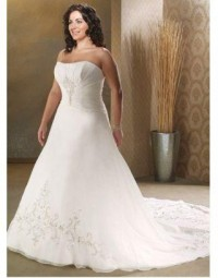 Cheap Plus Size Wedding Dresses Canada