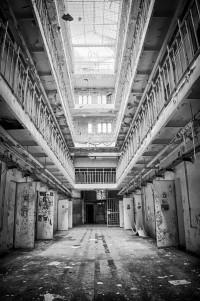Twitter / PhotoAbandonne : Ancienne prison abandonnée ...