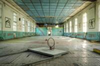 Twitter / PhotoAbandonne : Terrain de basket-ball ...